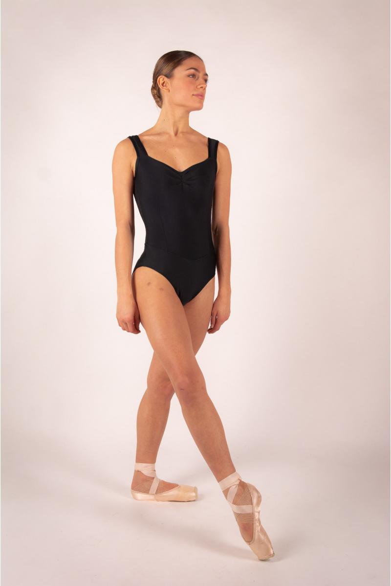Leotard Ballet Rosa Inaya Black
