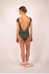 Leotard Ballet Rosa Maeva olive