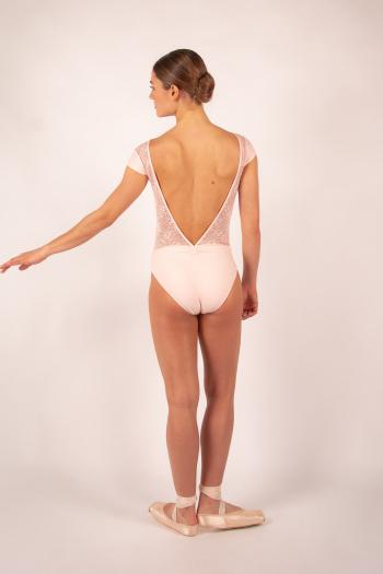 Justaucorps Ballet Rosa Maeva poudré