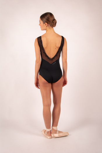 Leotard Ballet Rosa Novella black
