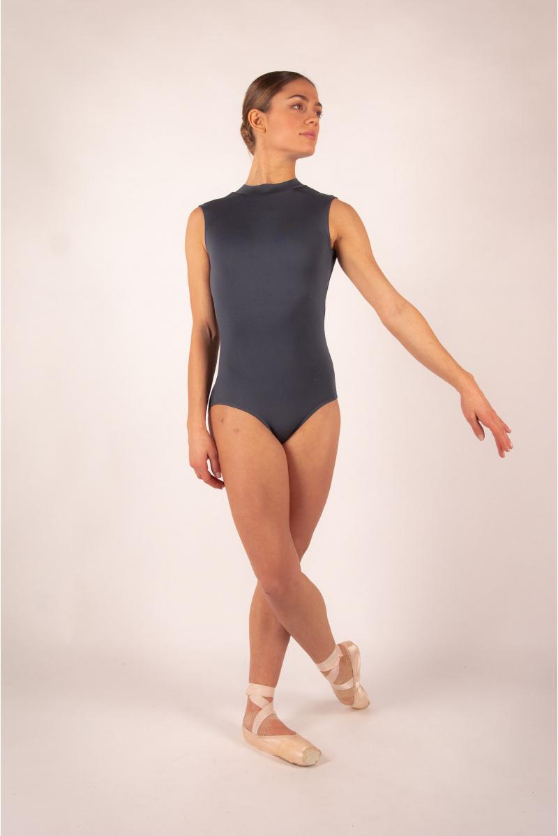 Leotard Ballet Rosa Orialie grey