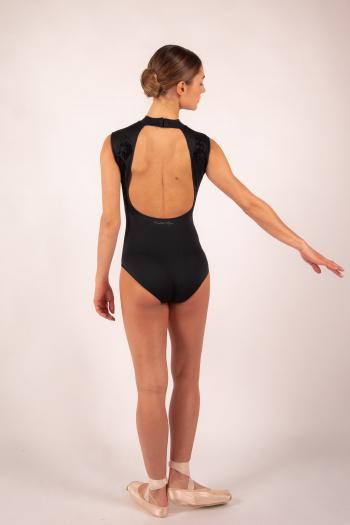 Justaucorps Ballet Rosa Orialie noir