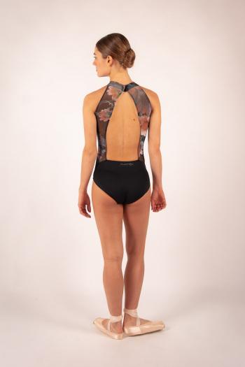 Leotard Ballet Rosa Riley black