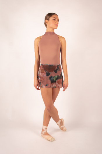 Skirt Ballet Rosa Candice café au lait