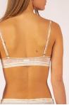 Jackie Vanilla lace bra