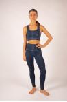 Yoga bra Yuj Pythblue navy Limited Edition