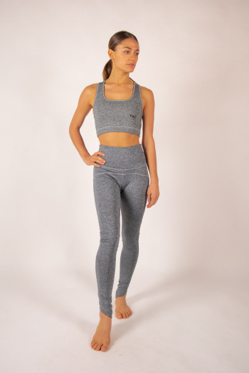 Legging Manipura grey