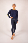 Pull KEEP GOING Absolut Cashmere nuit