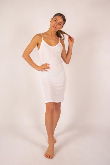 Dress background Majestic Filatures fwhite