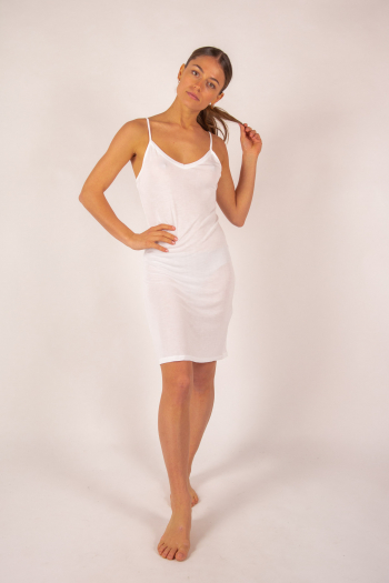 Fond de robe Majestic Filatures blanc