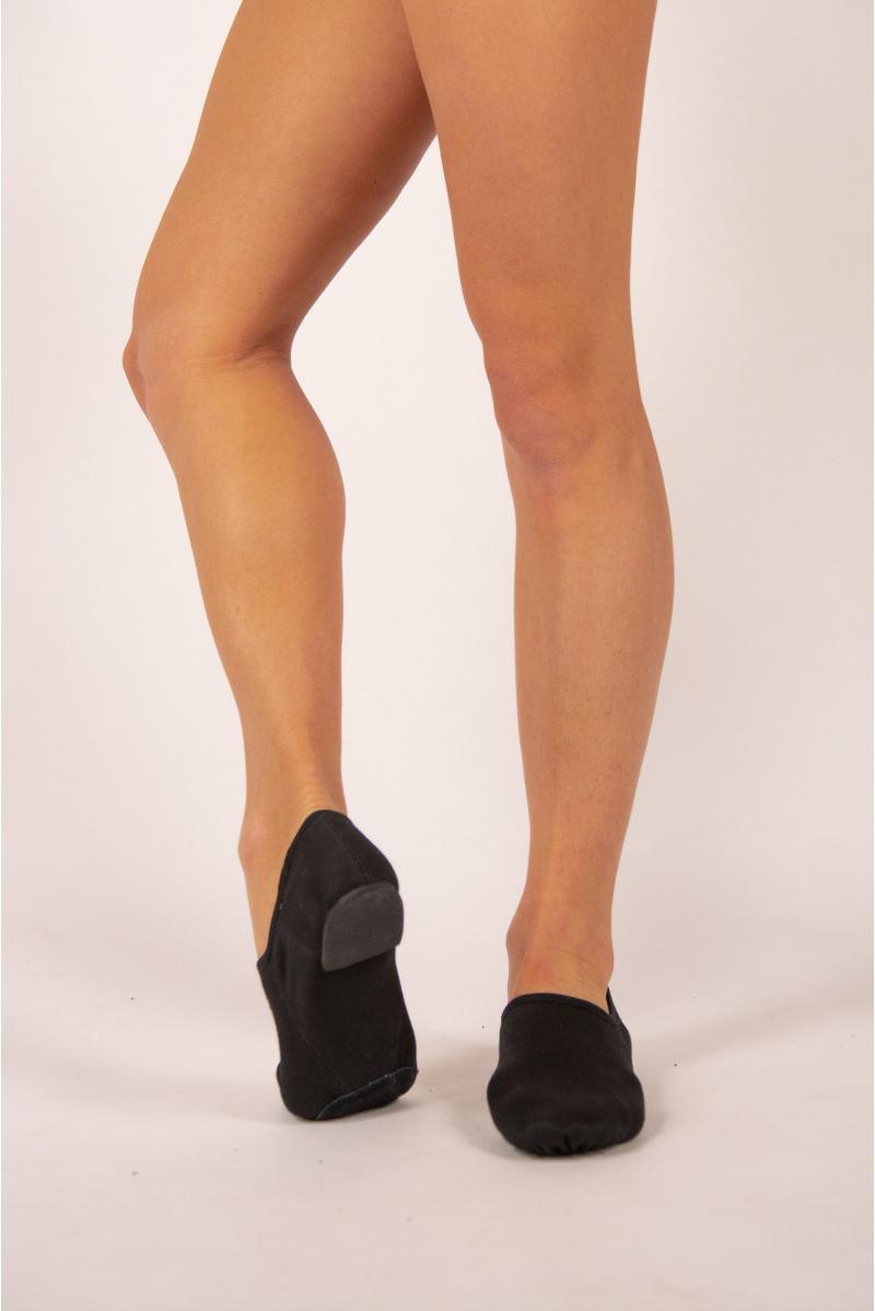 Chaussons de danse Dansez-vous Jueni noir