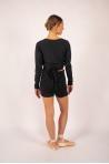 Cache-coeur Repetto tricot D0670