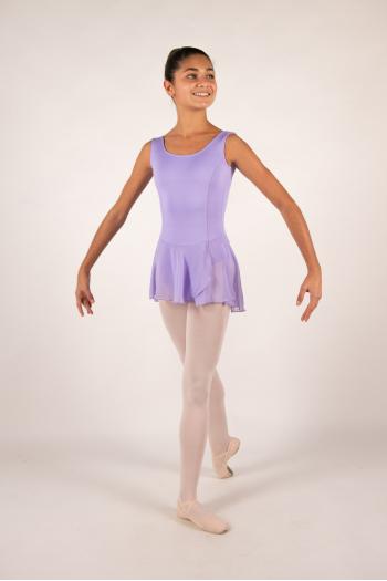 Tunique Cherine Ballet Rosa Iris