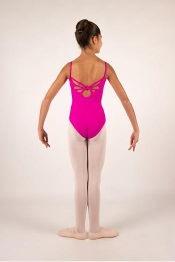 Justaucorps Ballet Rosa Michelle enfant cerise