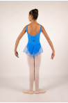 Tunic Degas 2601LNT colour Sky opera