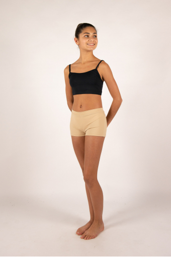Short child Capezio TB113C nude