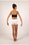 Temps Danse Visu white shorts