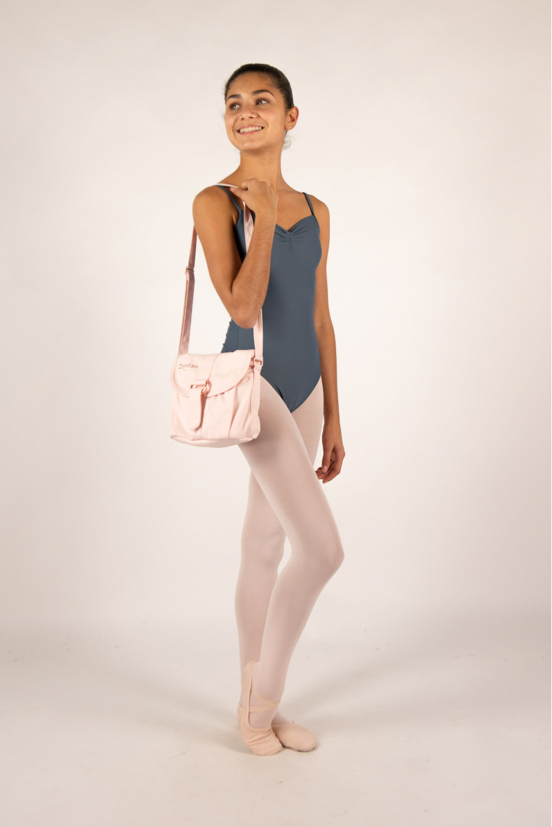 Besace Pirouette Repetto Tendresse fille