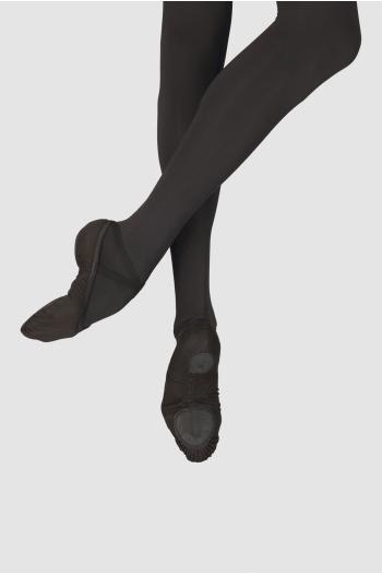 Demi-pointes Wear Moi Vesta toiles noir
