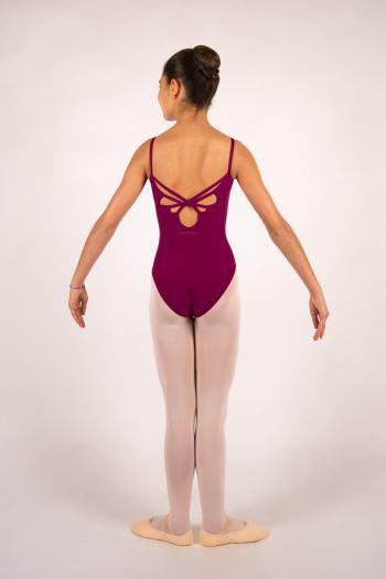 Ballet Rosa Leotard child Michelle orchidée