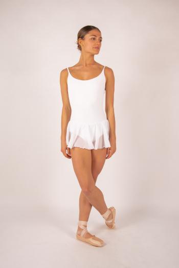 Tunique Dansez-vous Luna blanche