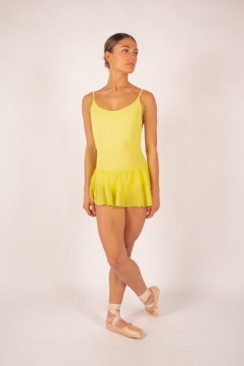 Tunique Dansez-vous Luna jaune
