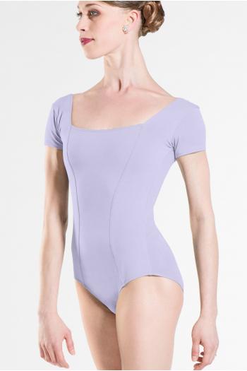 Justaucorps Wear Moi Odalia coton femme lilac