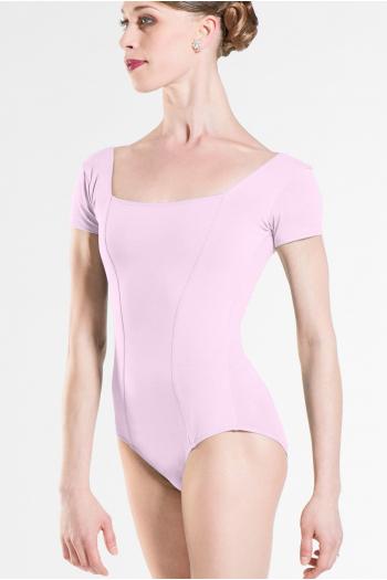 Wear Moi Odalia leotard for women pink