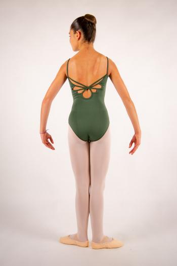 Justaucorps enfant Ballet Rosa Aura olive
