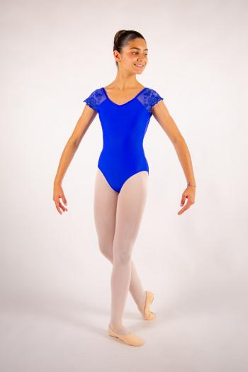 Justaucorps enfant Ballet Rosa Josephine royal