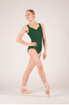 Justaucorps Wear Moi Faustine forest green