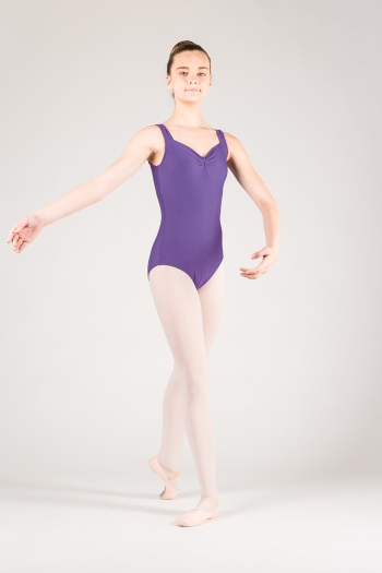 Justaucorps Wear Moi Faustine purple enfant