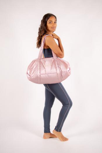 Repetto B0233NB pink big duffle bag
