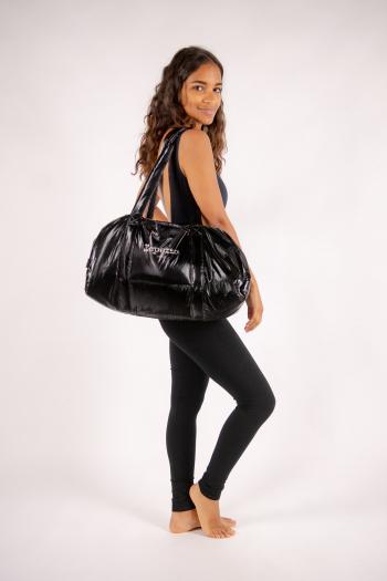 Repetto B0233NB black big duffle bag