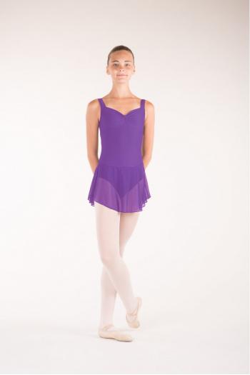 Jupette Wear Moi Daphne purple enfant