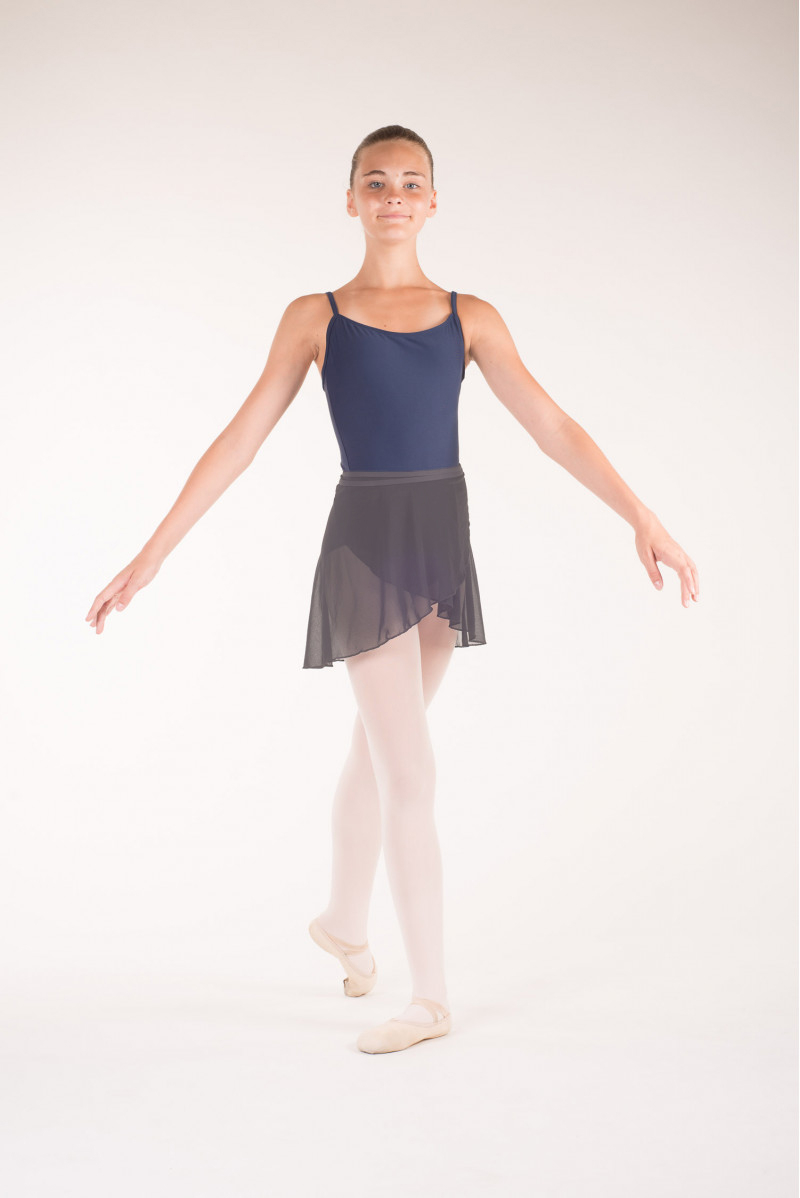Alegro Wear Moi dark grey short skirt