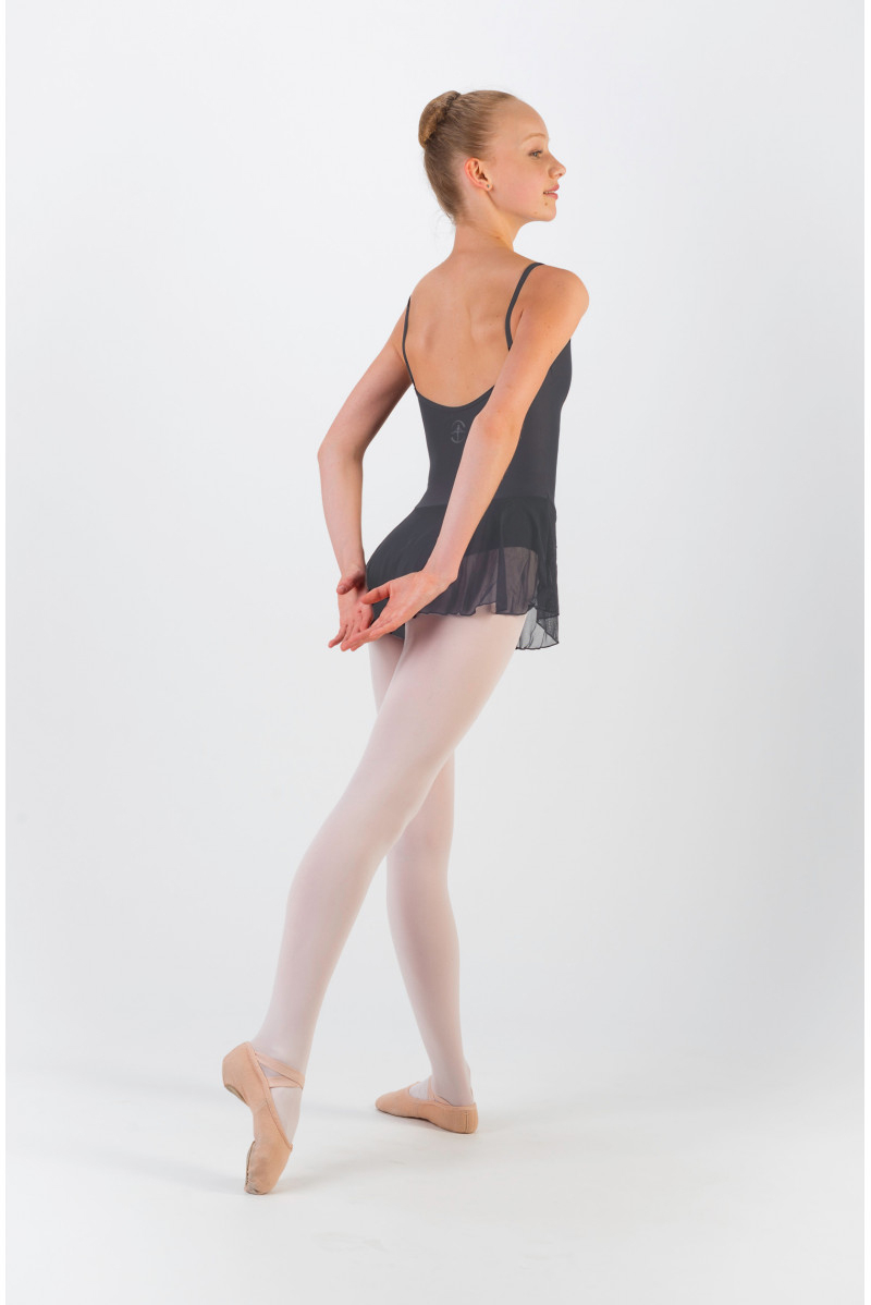Wear Moi Ballerine dark grey tunic for child