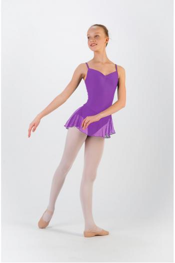 Wear Moi Ballerine purple tunic for child