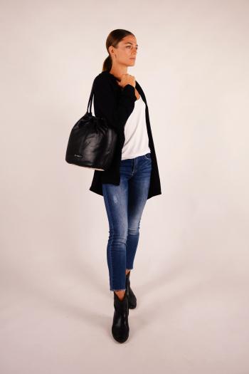 Bag Repetto Ballerina M0737 black