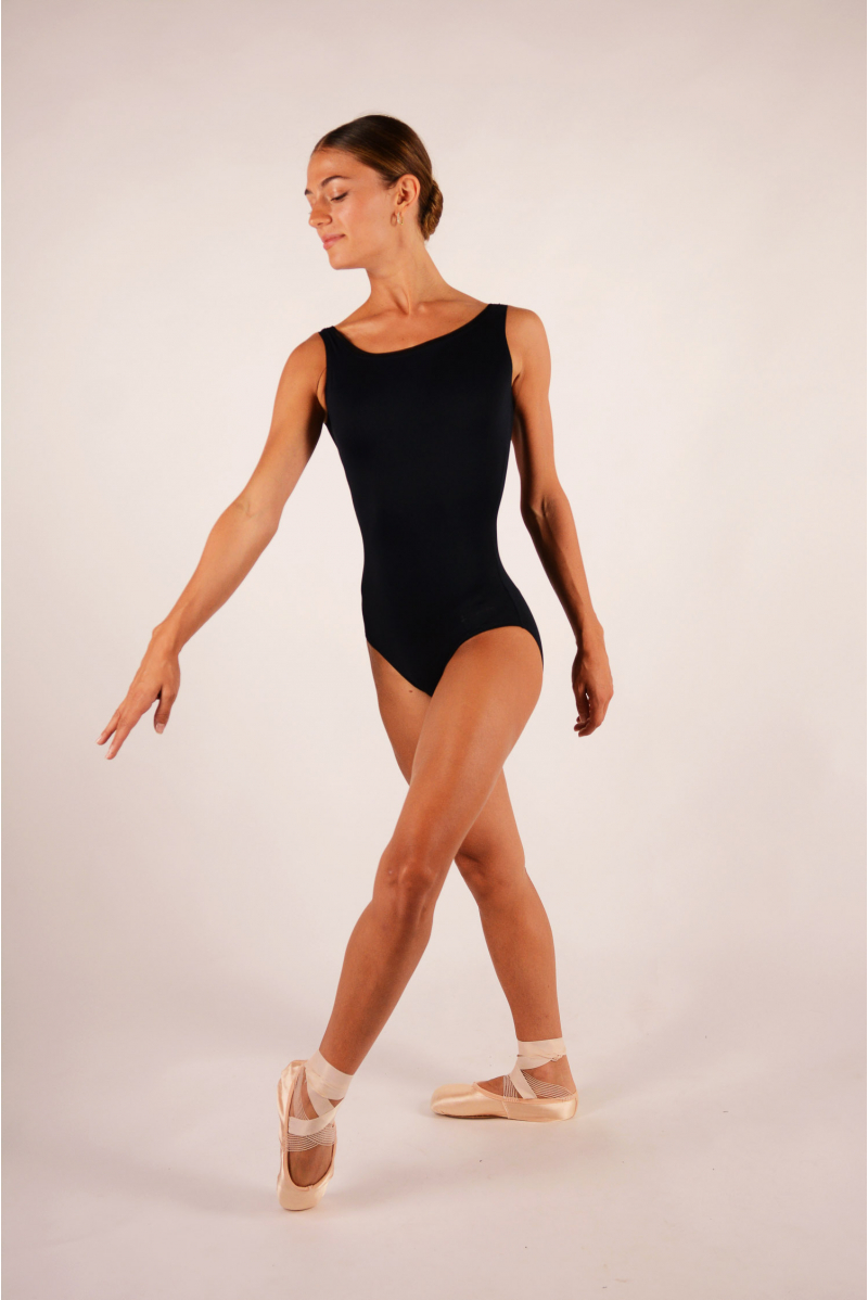 Leotard Repetto large back D0710