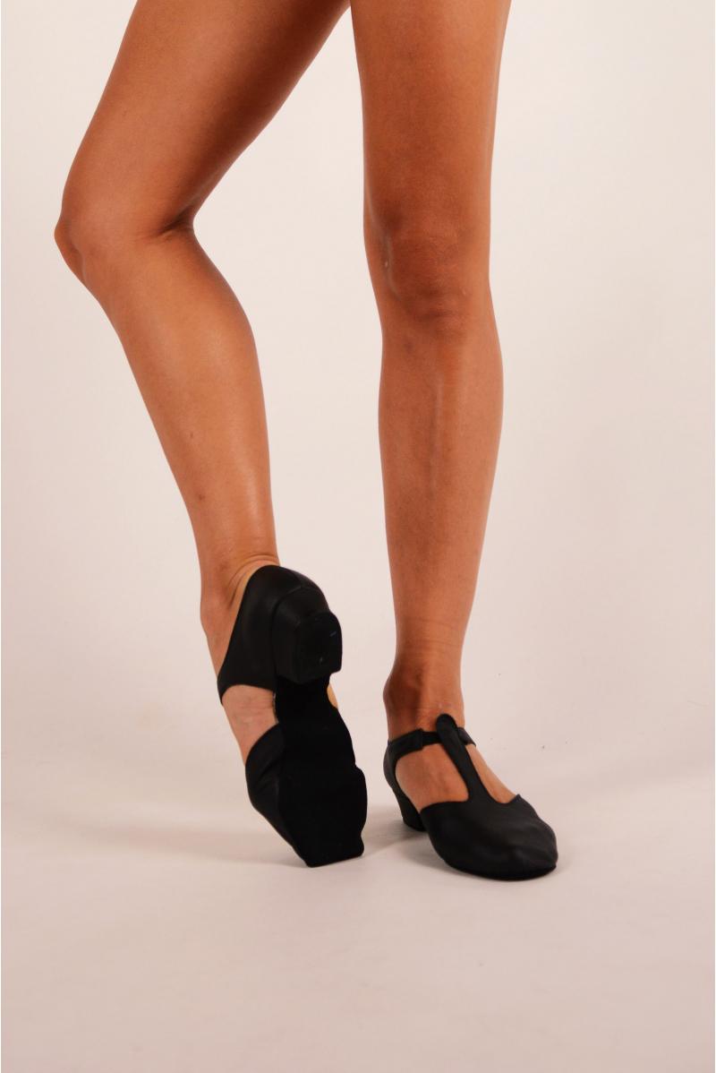 Sandales grecques Bloch S0407L noires