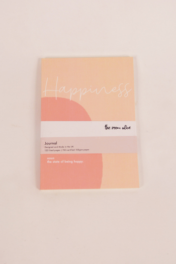 Notebook A5 Happiness