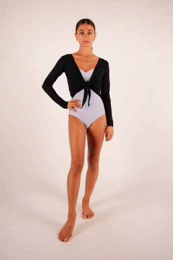 Temps Danse Episod anthracite wrap over top
