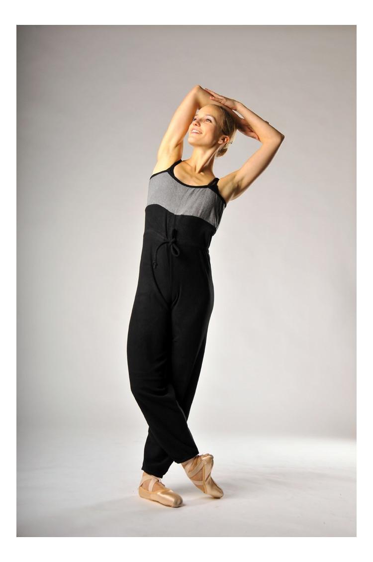 Sansha Gaby black/grey camisole unitar