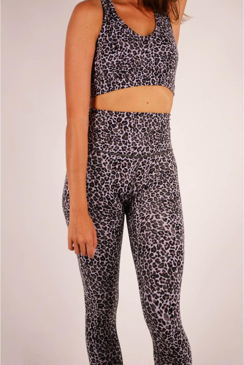 Legging Let's move Brushed Leopard