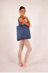 Tote Bag Repetto Adage bleu