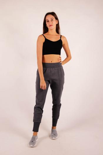 Pantalon Varley Amberley black/silver