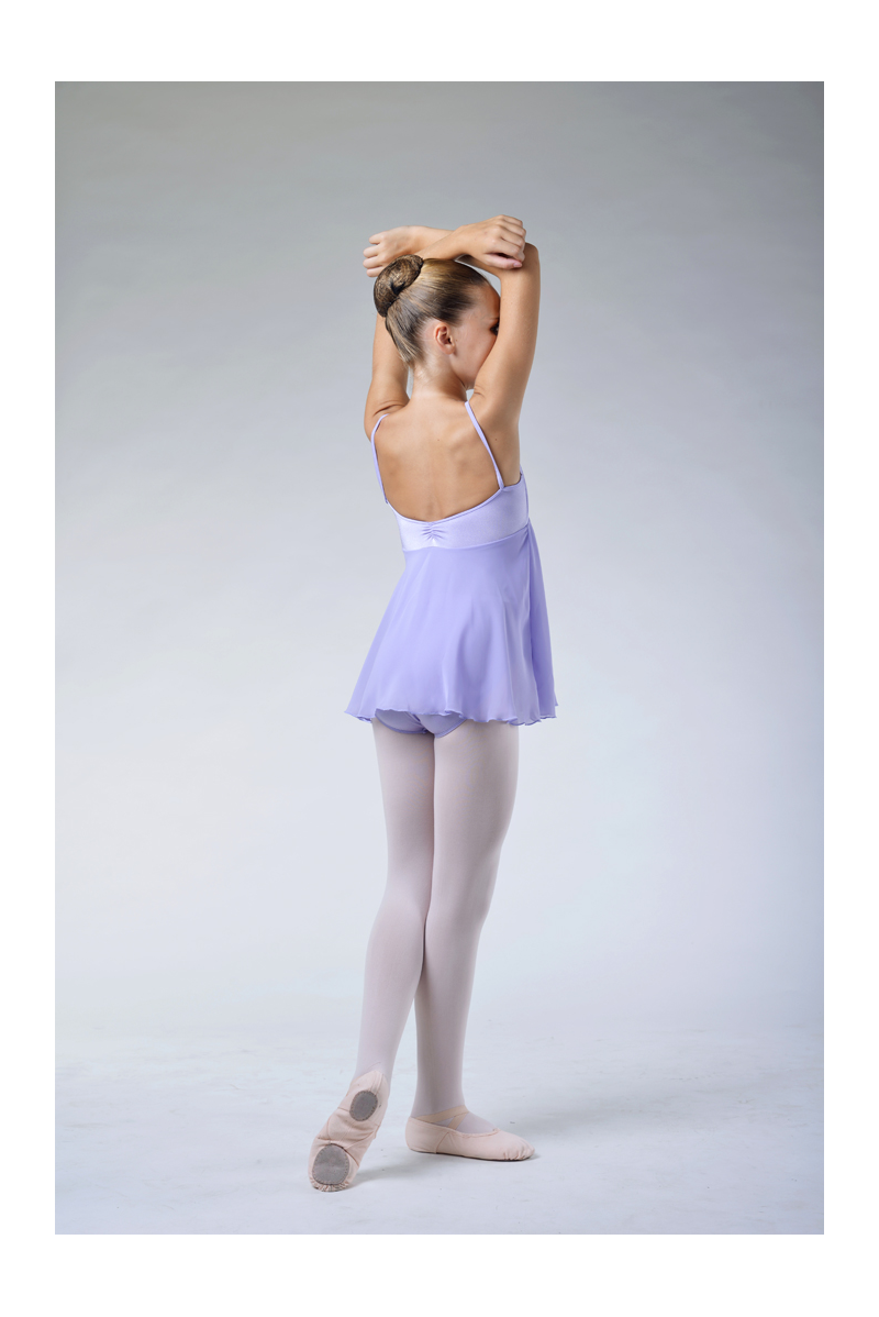 Tunique empire Bloch Juliet Lilac