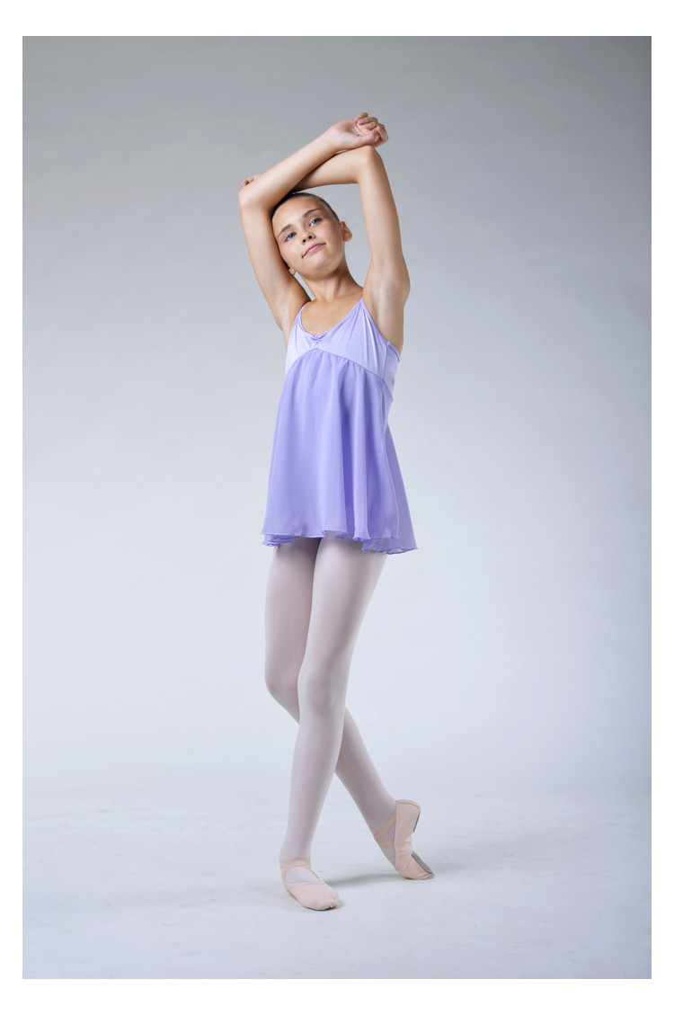 Bloch Juliet lilac Dress Leotard