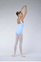 Wear Moi Galate sky leotard